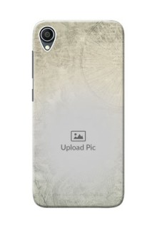 Zenfone Lite L1 custom mobile back covers with vintage design