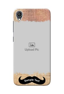 Zenfone Lite L1 Mobile Back Covers Online with Texture Design