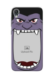 Zenfone Lite L1 Personalised Phone Covers: Angry Monster Design