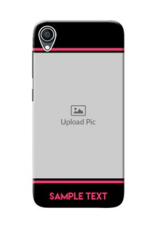 Zenfone Live L1 Mobile Covers With Add Text Design