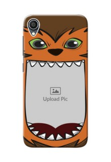 Zenfone Live L1 Phone Covers: Owl Monster Back Case Design