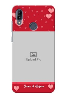 Asus Zenfone Max M2 Mobile Back Covers: Valentines Day Design