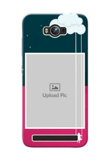 Asus ZenFone Max ZC550KL Cute Girl Abstract Mobile Case Design