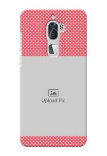 Coolpad Cool 1 Dual White Dots Mobile Case  Design