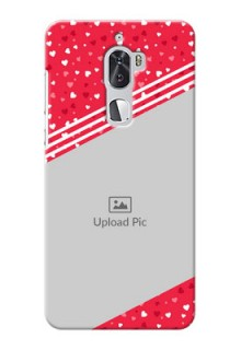 Coolpad Cool 1 Dual Valentines Gift Mobile Case Design