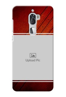Coolpad Cool 1 Dual Leather Design Picture Upload Mobile Case Design