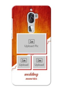 Coolpad Cool 1 Dual Wedding Memories Mobile Cover Design