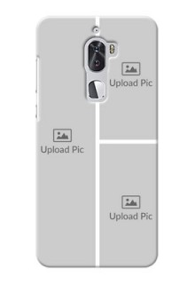 Coolpad Cool 1 Dual Multiple Picture Upload Mobile Cover Design