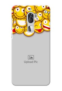 Coolpad Cool 1 Dual smileys pattern Design Design