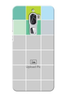 Coolpad Cool 1 Dual white boxes pattern Design Design