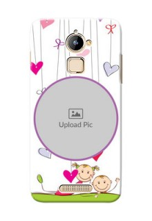 Coolpad Note 3 Lite Cute Babies Mobile Cover  Design
