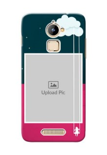 Coolpad Note 3 Lite Cute Girl Abstract Mobile Case Design