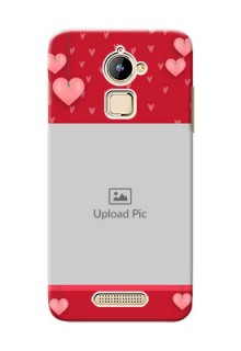 Coolpad Note 3 Lite valentines day couple Design