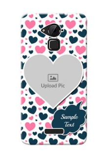 Coolpad Note 3 Plus Colourful Mobile Cover Design