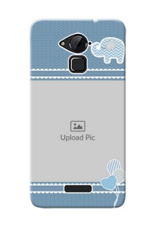 Coolpad Note 3 Plus kids design icons with  simple pattern Design Design