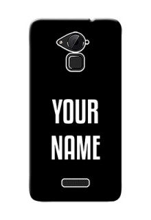 Coolpad Note 3 Plus Your Name on Phone Case