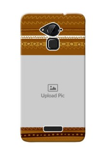 Coolpad Note 3 Friends Picture Upload Mobile Cover Design