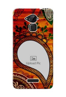 Coolpad Note 3 Colourful Abstract Mobile Cover Design