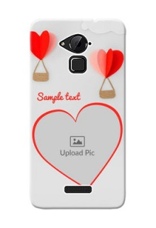 Coolpad Note 3 Love Abstract Mobile Case Design