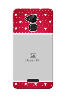 Coolpad Note 3 Beautiful Hearts Mobile Case Design