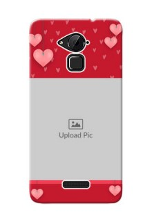 Coolpad Note 3 valentines day couple Design