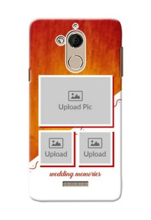 Coolpad Note 5 Wedding Memories Mobile Cover Design