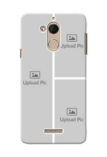 Coolpad Note 5 Multiple Picture Upload Mobile Cover Design