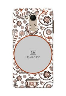 Coolpad Note 5 Floral Abstract Mobile Case Design