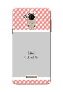 Coolpad Note 5 Pink Pattern Mobile Case Design