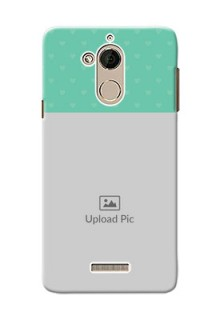 Coolpad Note 5 Lovers Picture Upload Mobile Cover Design