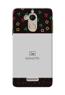 Coolpad Note 5 confetti birthday design Design Design