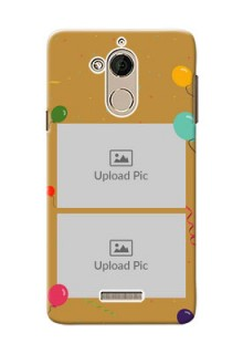 Coolpad Note 5 2 image holder with birthday celebrations Design