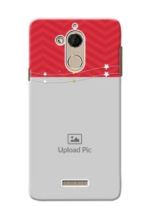 Coolpad Note 5 happy family Design
