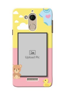 Coolpad Note 5 kids frame with 2 colour design with toys Design Design