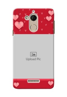 Coolpad Note 5 valentines day couple Design
