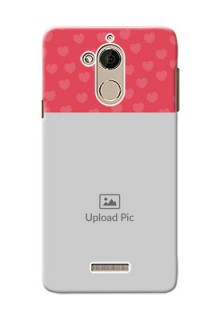 Coolpad Note 5 simple love Design