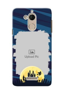 Coolpad Note 5 halloween witch Design
