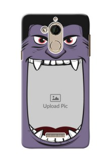 Coolpad Note 5 angry monster backcase Design