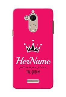Coolpad Note 5 Queen Phone Case with Name