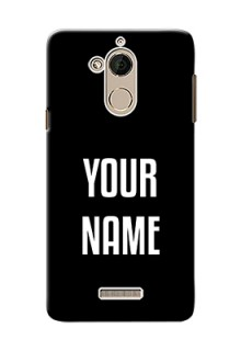 Coolpad Note 5 Your Name on Phone Case