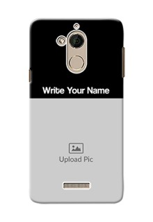 Coolpad Note 5 Photo with Name on Phone Case
