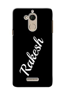 Coolpad Note 5 Custom Mobile Cover with Your Name