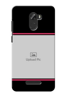 Gionee A1 Lite Photo With Text Mobile Case Design