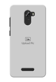 Gionee A1 Lite Full Picture Upload Mobile Back Cover Design