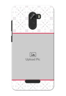 Gionee A1 Lite ethnic seamless pattern  Design