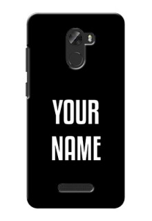 Gionee A1 Lite Your Name on Phone Case
