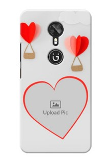 Gionee A1 Love Abstract Mobile Case Design
