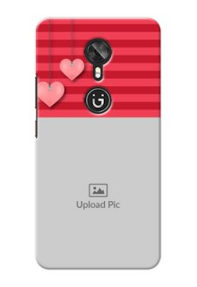 Gionee A1 valentines day couple Design