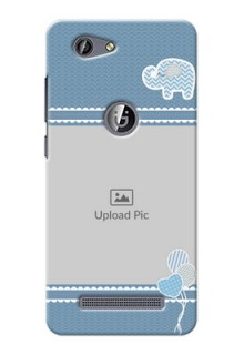 Gionee F103 Pro kids design icons with  simple pattern Design Design