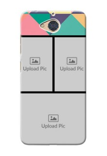 Gionee S6 Pro personalised phone covers: Bulk Pic Upload Design